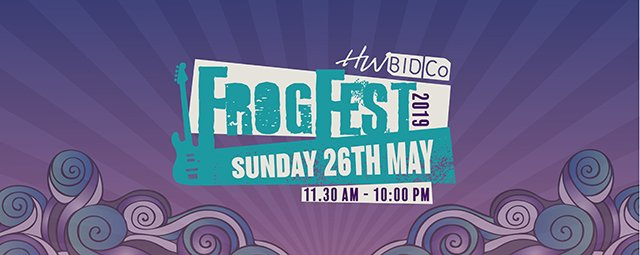 FrogFest is back!