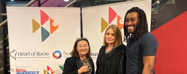 HWBIDCo sponsors Film Launch